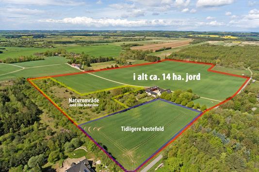 Landejendom på Øgårdsvej i Dianalund - Andet