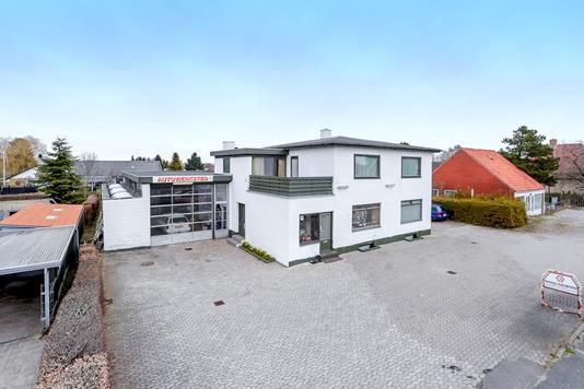 Villa på Ringstedvej i Fjenneslev - Ejendommen