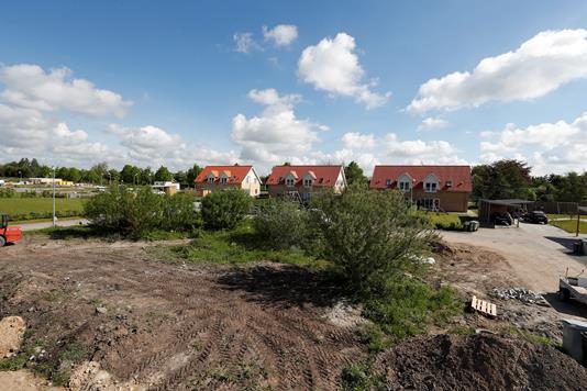 Helårsgrund på Tøjhusvej i Sorø - Grund
