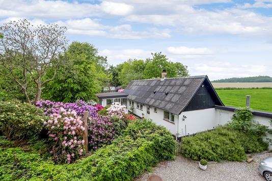 Villa på Næstvedvej i Sorø - Ejendommen