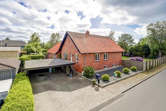 Villa på Lundsgårdsvej i Sorø - Ejendommen