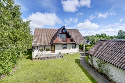 Villa på Husrækken i Sorø - Ejendommen