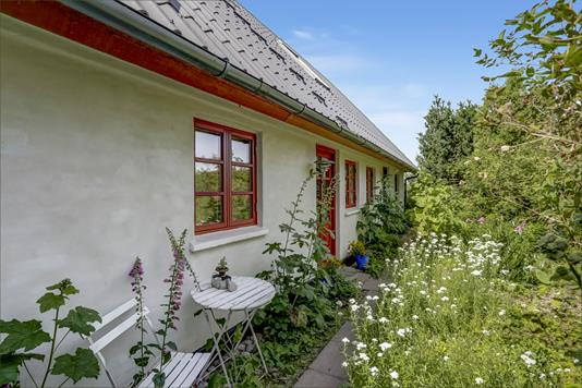 Villa på Lillevangsvej i Sorø - Ejendommen