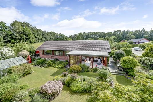 Villa på Sverigesvej i Sorø - Ejendommen