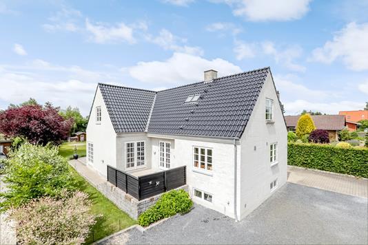 Villa på Kirkevej i Sorø - Ejendommen