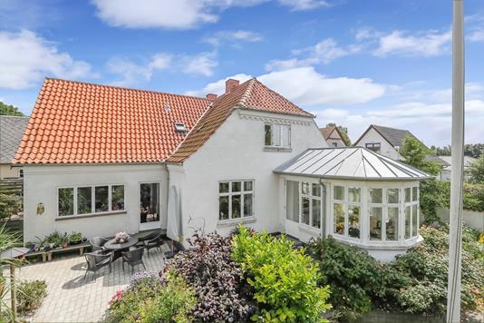 Villa på Peder Madsens Vej i Ruds Vedby - Ejendommen