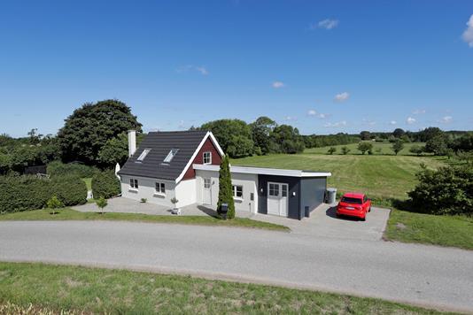 Villa på Juliedalvej i Sorø - Ejendommen