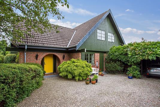 Villa på Thorsvej i Sorø - Ejendommen