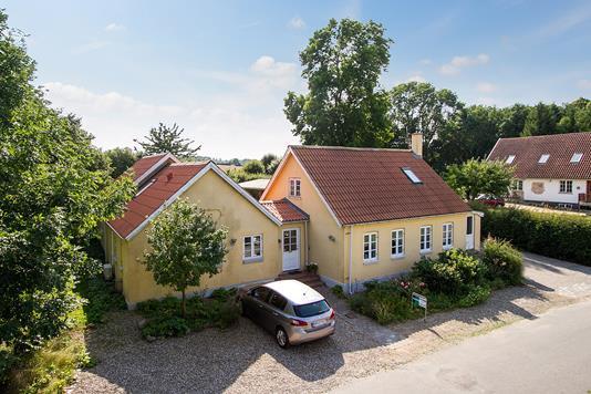 Villa på Næsbyvej i Glumsø - Ejendommen