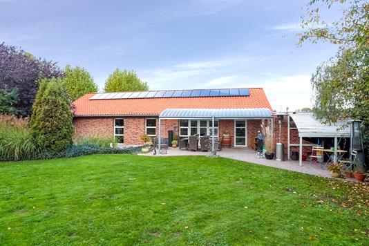 Villa på Valmuevej i Sorø - Ejendommen