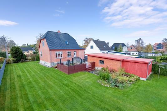 Villa på Rustkammervej i Sorø - Ejendommen