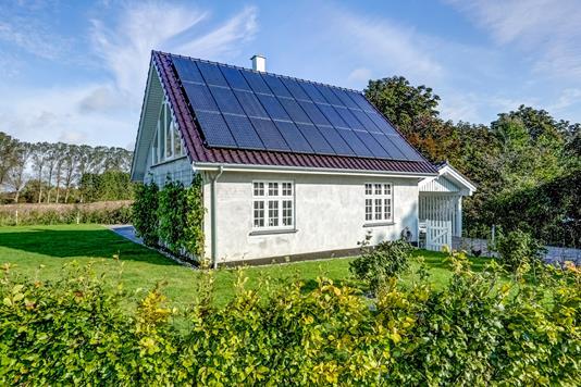 Villa på Vanløsevej i Store Merløse - Ejendommen