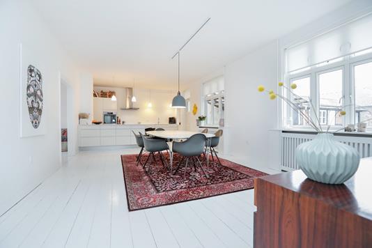 Villa på Saxogade i Sorø - Køkken