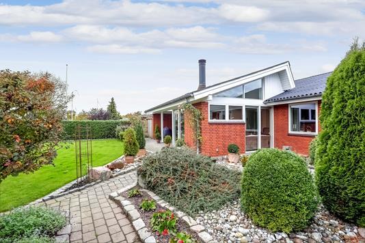 Villa på Søstrædet i Sorø - Have