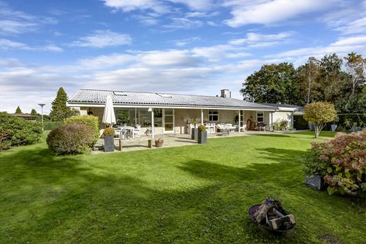 Villa på Søtoften i Sorø - Ejendommen