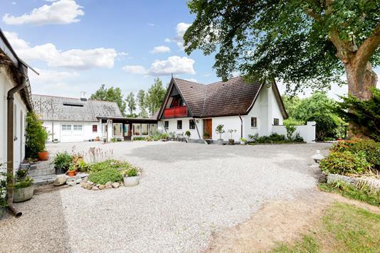 Landejendom på Brobyvej i Sorø - Ejendommen