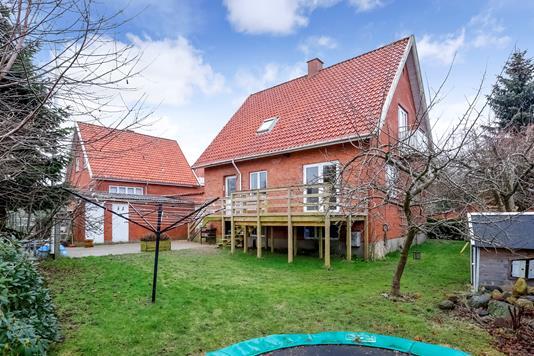 Villa på Sømosevej i Dianalund - Ejendommen