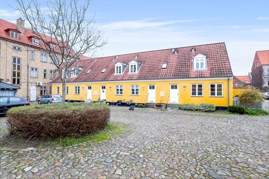 Andelsbolig på Storgade i Sorø - Ejendommen