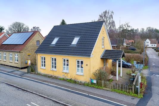 Villa på Slagelsevej i Sorø - Ejendommen
