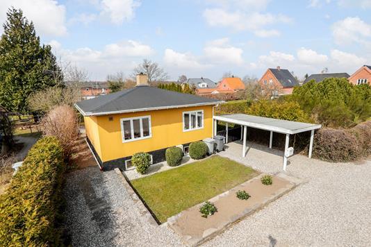 Villa på Solbakkevej i Sorø - Ejendommen