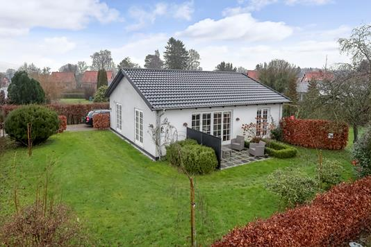 Villa på Kongebrovej i Sorø - Ejendommen