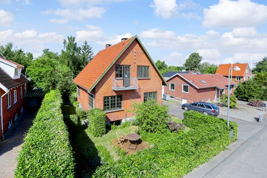 Villa på Møllevej i Sorø - Ejendommen