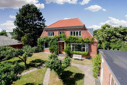 Villa på Enghavevej i Sorø - Ejendommen