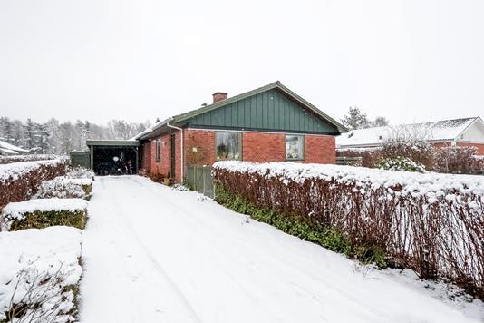 Villa på Odinsvej i Sorø - Ejendommen