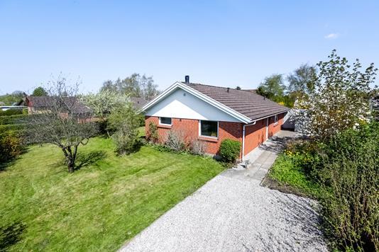 Villa på Risagervej i Stenlille - Ejendommen