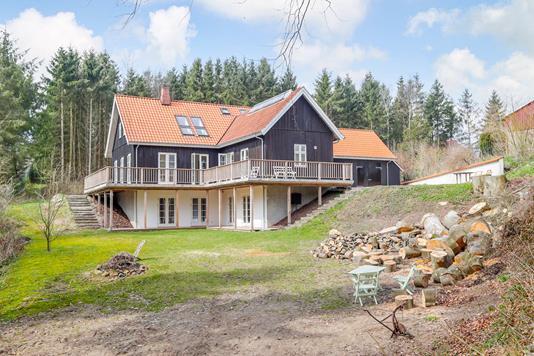Villa på Stenstrupvej i Sorø - Ejendommen