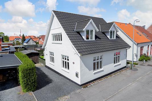 Villa på Enighedsvej i Sorø - Ejendommen