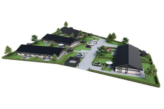 Villa på Klokkestøberlodden i Sorø - Ejendommen