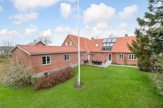 Villa på Topshøjvej i Sorø - Ejendommen