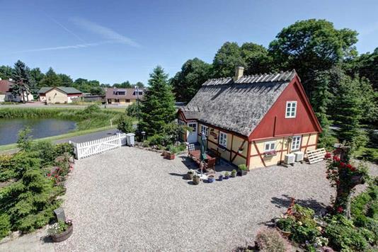 Villa på Niløsevej i Dianalund - Ejendommen