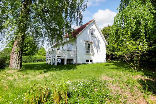 Villa på Kastanievej i Sorø - Ejendommen