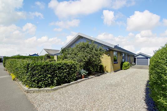 Villa på Fuglebakken i Ruds Vedby - Ejendommen