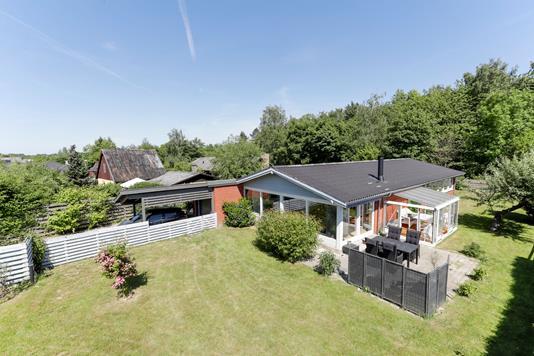 Villa på Solvænget i Sorø - Ejendommen