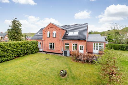 Villa på Rosenvej i Sorø - Ejendommen