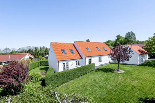 Villa på Storkens Kvarter i Sorø - Ejendommen