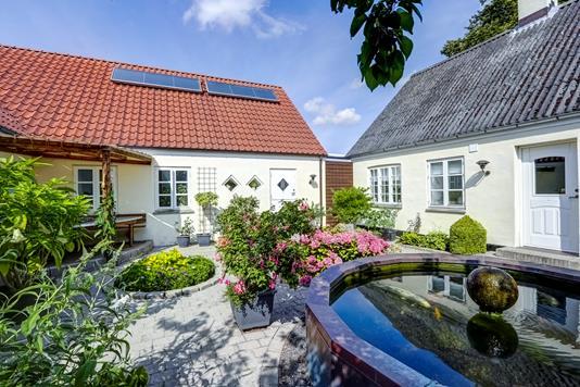 Villa på Højbjærgvej i Sorø - Ejendommen
