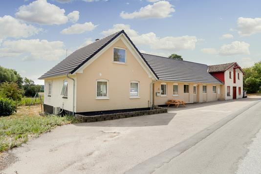 Villa på Verupvej i Dianalund - Ejendommen