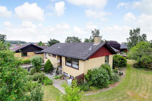 Villa på Glentevej i Stenlille - Ejendommen