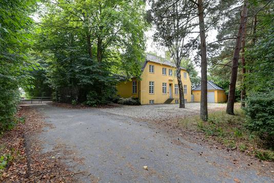 Villa på Dr Sells Vej i Dianalund - Ejendommen