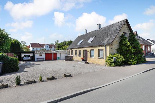 Villa på Kongstedvej i Dianalund - Ejendommen