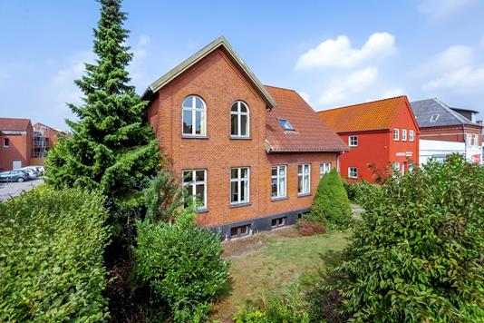 Villa på Alleen i Sorø - Ejendommen