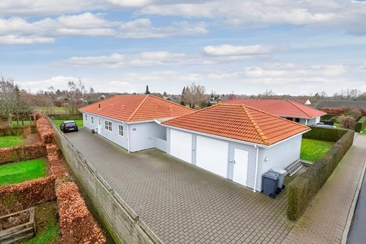 Villa på Grønningen i Dianalund - Ejendommen