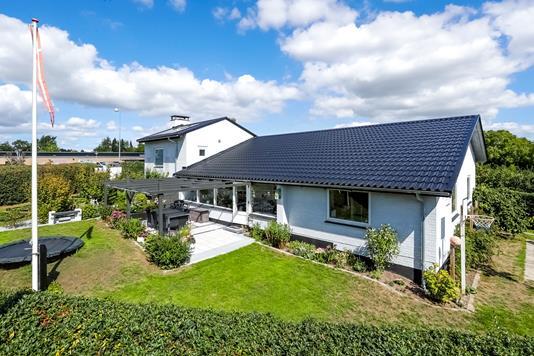 Villa på Elmebjergvej i Sorø - Ejendommen