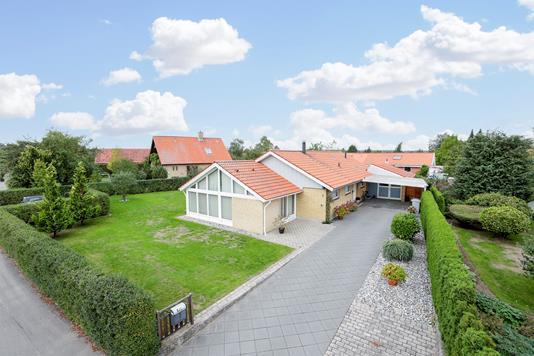 Villa på Hvidtjørnevej i Sorø - Ejendommen