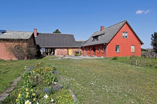 Villa på Præsteskov i Dianalund - Ejendommen