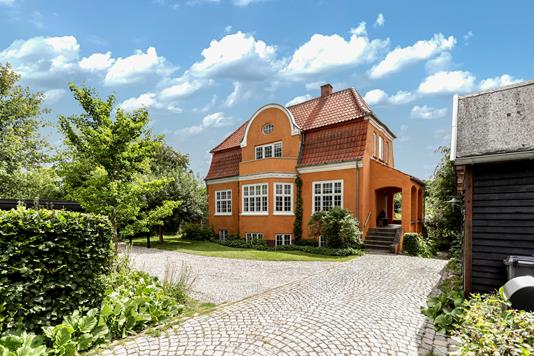 Villa på Feldskovvej i Sorø - Ejendommen